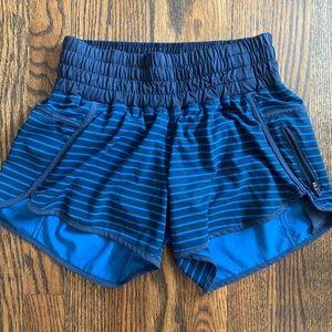 Lululemon shorts - wide elastic waistband